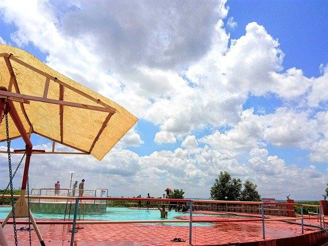 Jak správně pečovat o bazénové fólie