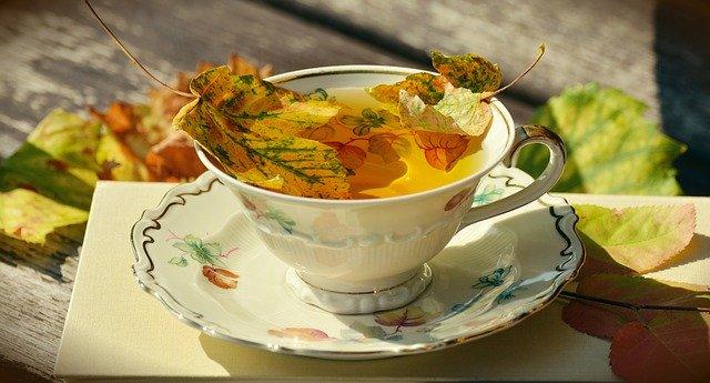 Dovedete si představit víc podzimní čaj