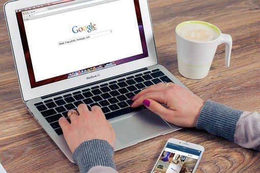 počítač google