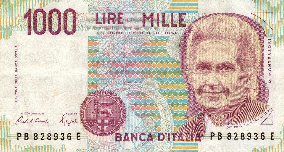 tisíc lir
